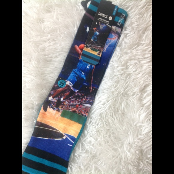 STANCE PULP FICTION NWT PAIR OF MEN/'S SOCKS SIZE LARGE 9-12